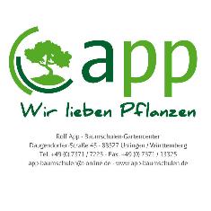 Gärtnerei App
