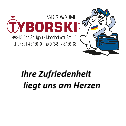 Tyborsky Bad und Sanitär